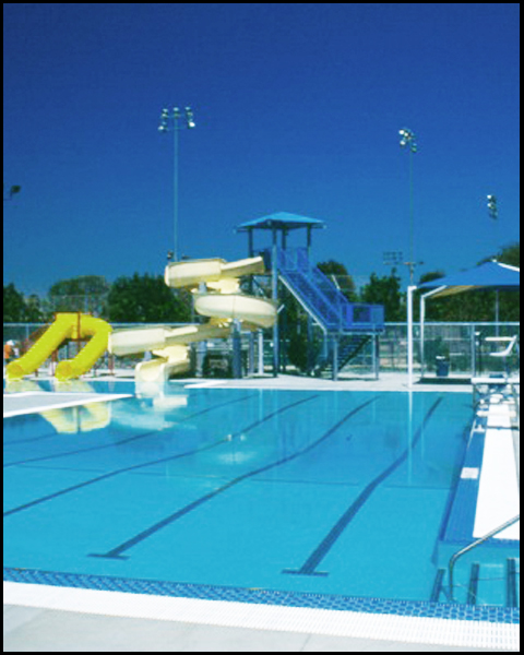 Dominguez Aquatic Center JLSE